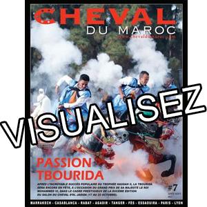Magazine : Cheval Du Maroc Numéro 7