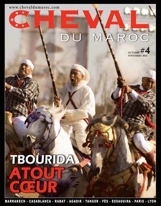 Magazine : Cheval Du Maroc Numéro 4