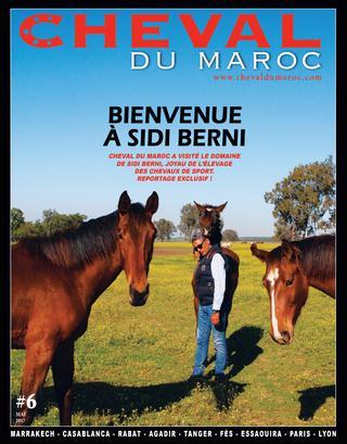 Magazine : Cheval Du Maroc Numéro 6