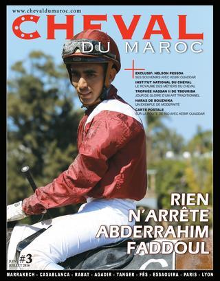 Magazine : Cheval Du Maroc Numéro 3