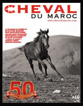 Magazine : Cheval Du Maroc Numéro 10