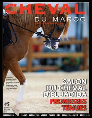 Magazine : Cheval Du Maroc Numéro 5