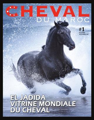 Magazine : Cheval Du Maroc Numéro 1