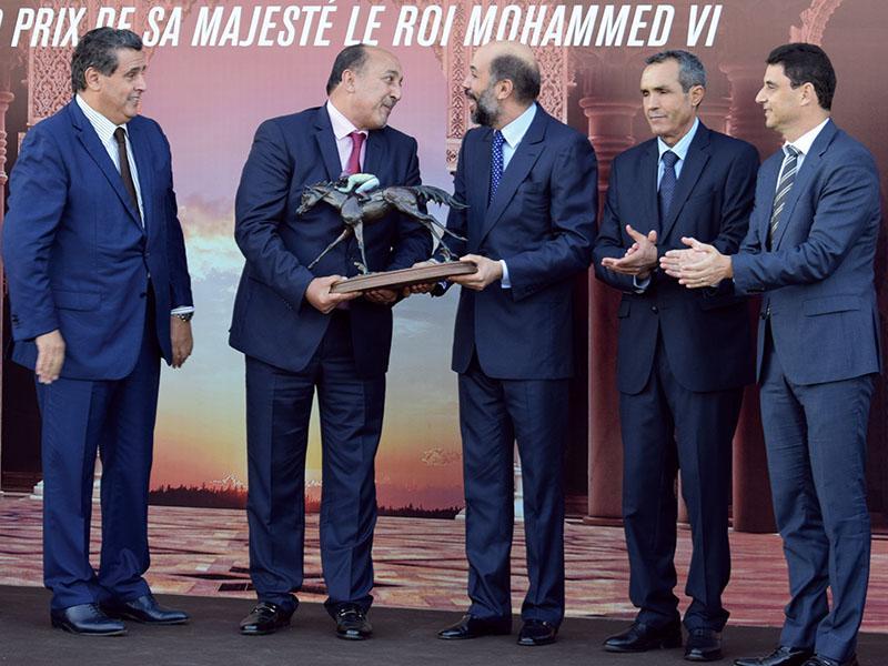 Meeting international du Maroc: M'hammed Karimine voit loin !