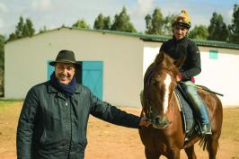Mhamed Karimine: Si je suis numéro 2, je ferme les écuries...