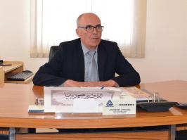 Mohamed Baya, au service de la filière équine