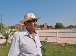 Mohammed Chakdi : « Nous avons sauvé le cheval barbe »